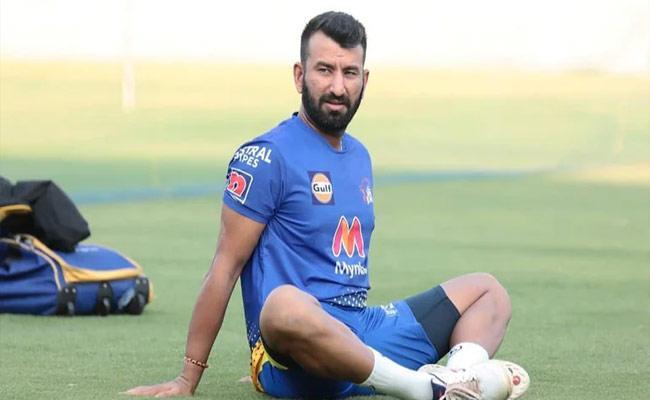 IPL 2021: Pujara Says Feel Sorry For Hanuma Vihari Not Part Of IPL - Sakshi