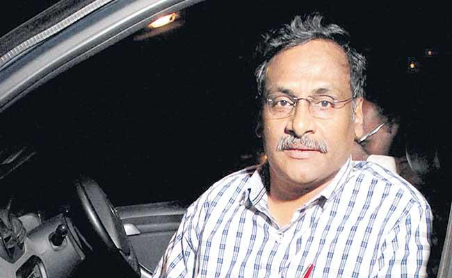 Jailed Scholar GN Saibaba Removed From His Asst Prof Post at Delhi University - Sakshi