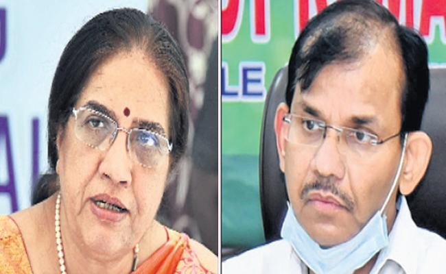 Perfect Arrangements for MPTC And ZPTC Elections - Sakshi