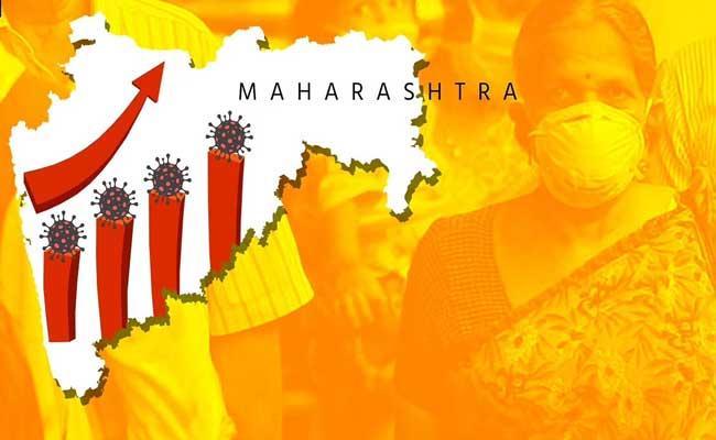Maharashtra adds highest 49,447 COVID-19 cases in day - Sakshi