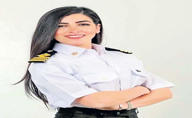 MARWA ELSELEHDAR: EGYPTS FIRST FEMALE SEA CAPTAIN - Sakshi