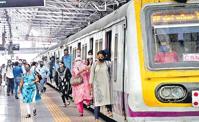 Platform Ticket Price 50, Local Train Ticket Price 5 In Mumbai - Sakshi