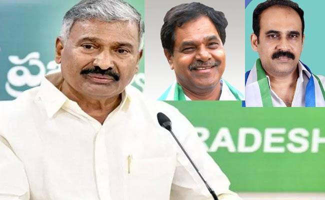 AP Ministers Prapaganda In Tirupati Loksabha Limits - Sakshi