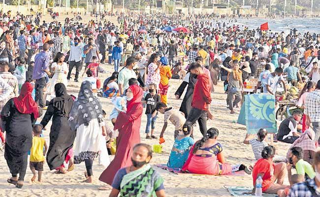 Maharashtra imposes night curfew And weekend lockdown - Sakshi
