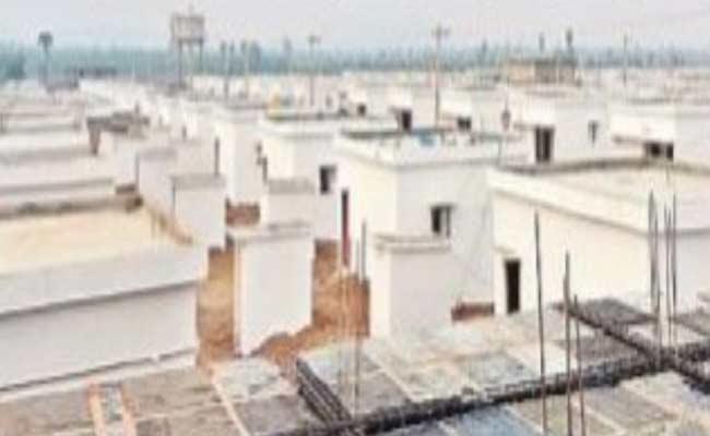 Speed Up Works Construction Of Polavaram Rehabilitation Colony - Sakshi