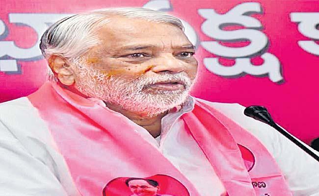 TRS MP Keshava Rao Demands Release Of Saibaba On Humanitarian Grounds  - Sakshi