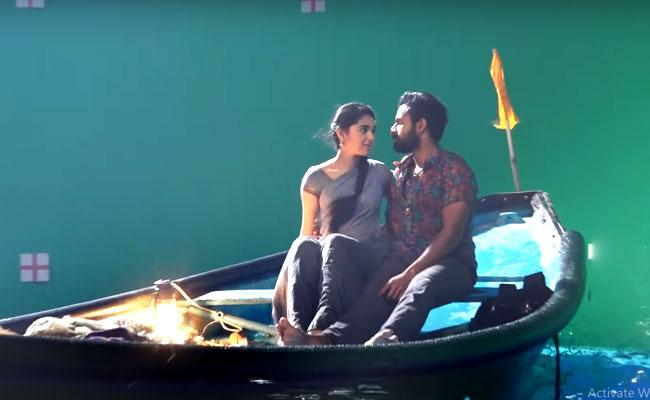 Uppena Movie Team Release Jala Jala Patham Nuvvu Making Video - Sakshi