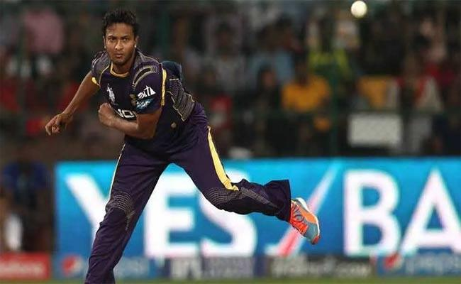 IPL 2021: A Century And Five Wicket Haul In A Match Is My IPL 2021 Target Says KKR All Rounder Shakib Al Hasan - Sakshi