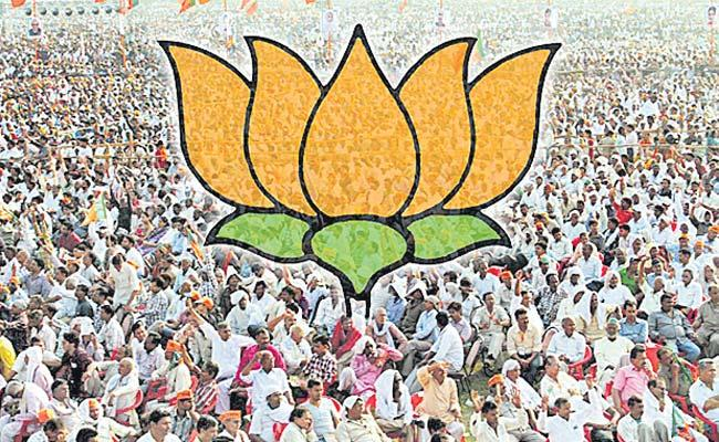 Purighalla Raghuram Article On Bjp Formation Day - Sakshi