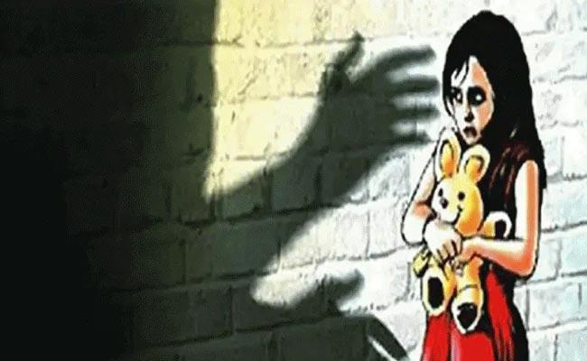 3 Years Old Girl Raped By Neibour In Rajanna Cirisilla District - Sakshi