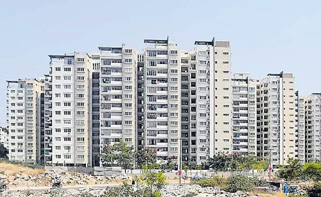 Knightfrank India Report: House Prices Rise In Hyderabad - Sakshi