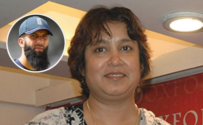 IPL 2021: Twitterati Bash Bangladeshi Author Taslima Nasreen For Her Stern Words Against Moeen Ali - Sakshi