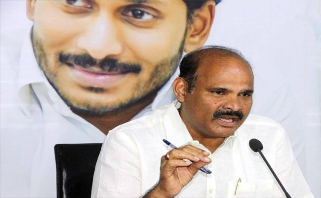 YCP MLA Kolusu Parthasarathy Comments On TDP Leaders - Sakshi