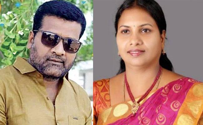 Advocates Murder: Manthani Police Registered Case Against Putta Madhu Wife Shailaja - Sakshi