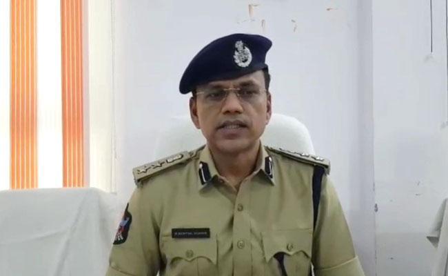 Chittoor SP On Kuppam Subramanya Swamy Idol Vandalise Case - Sakshi