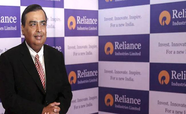 RIL share price rises on signing spectrum agreement with Bharti Airtel - Sakshi