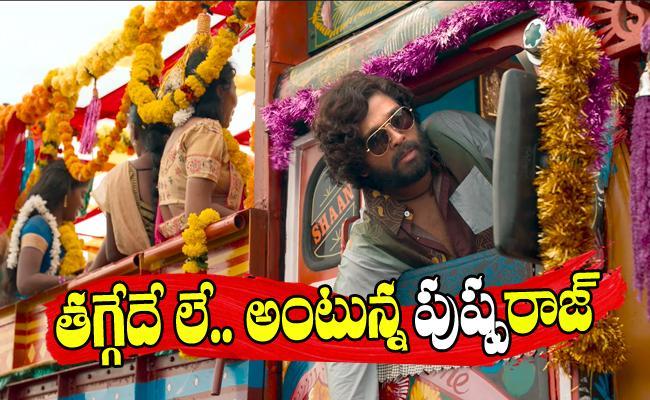 Allu Arjun Pushpa Movie Teaser Released - Sakshi