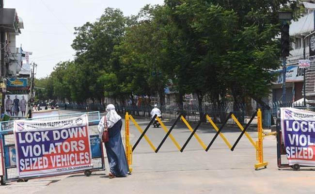 Corona Danger Bells: Complete Lock Down In Raipur, Chattisgarh - Sakshi