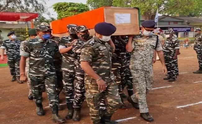 Chhattisgarh Encounter Bastar Range IG Condemns Maoist Letter - Sakshi