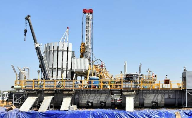 MEIL Making International Oil Rigs With Indigenous Technology - Sakshi