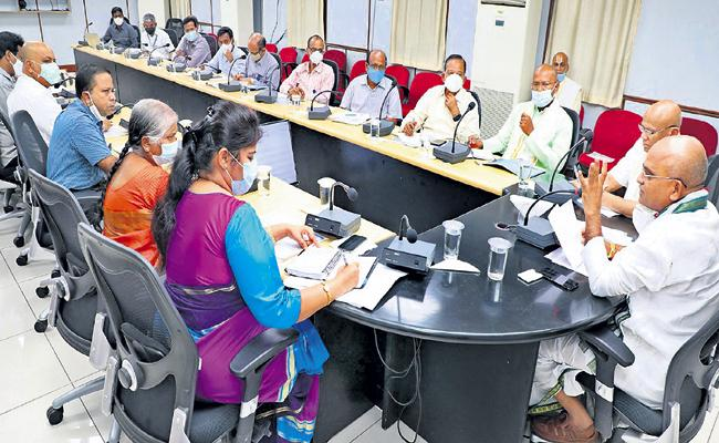 All TTD projects merged into HDPP - Sakshi