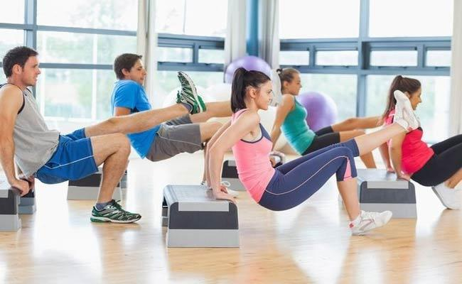 Aerobic Exercise To Do For Fast Weight Loss - Sakshi