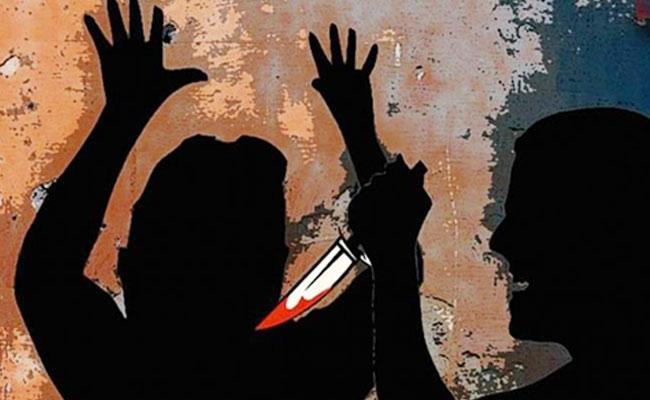 Man Assassinates His Wife Over Extramarital Apprehension In Tamil Nadu - Sakshi