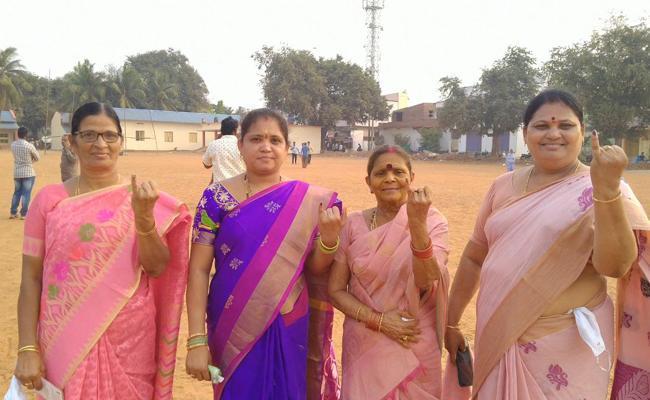 AP MPTC ZPTC Elections 2021 Live Updates In Telugu - Sakshi