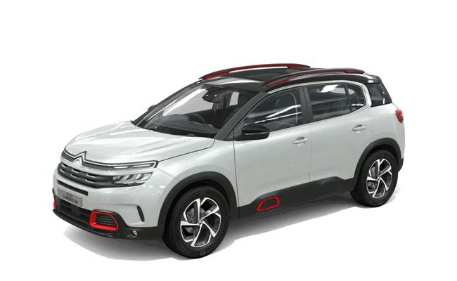 Citroen C5 Aircross Launched at RS 30 Lakh - Sakshi