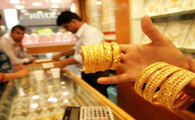Today Gold And Silver Price in Hyderabad, Delhi 8th April 2021 - Sakshi