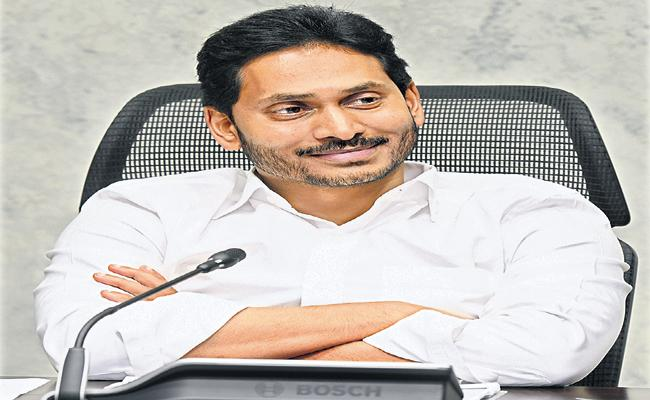 CM Jagan direction to officers in review of Department of Water Resources - Sakshi