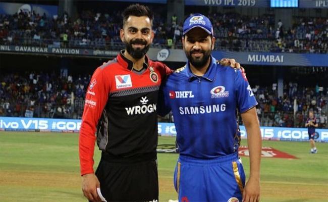IPL 2021: Mumbai Indians vs Royal Challengers Bangalore Head To Head Match Stats - Sakshi