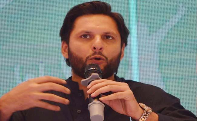 SA vs Pak Shahid Afridi Says Sad To See SA Release Players For IPL - Sakshi