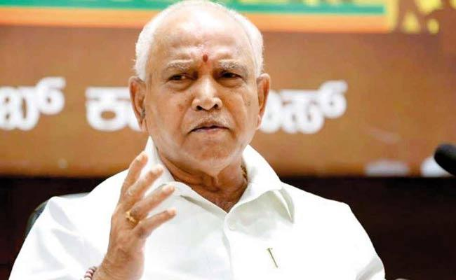 CM Yediyurappa Faces Problems Over Scarcity Of Helicopters - Sakshi