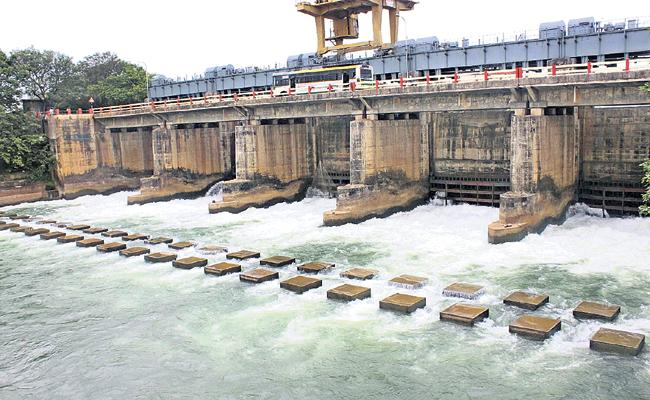 Rabi has a record water supply to over above 35 lakh acres - Sakshi