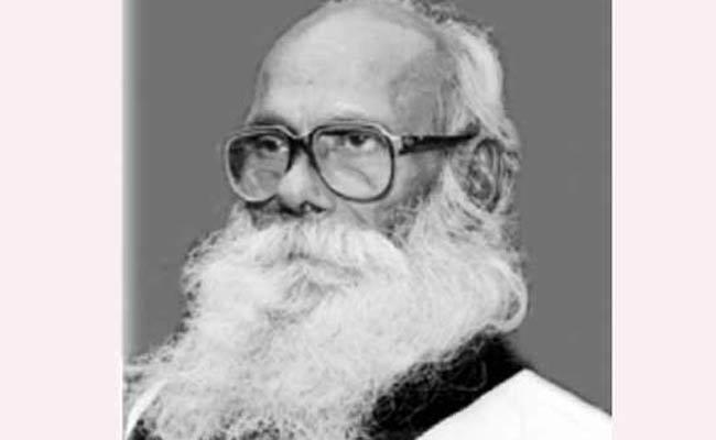 Periyarist Anaimuthu Passed Away In Tamil Nadu - Sakshi