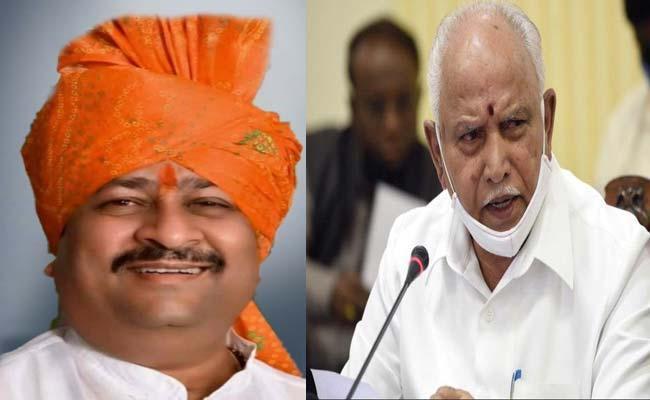 Karnataka BJP MLA Basavana Gowda Patil Yatnal Sensational Comments - Sakshi