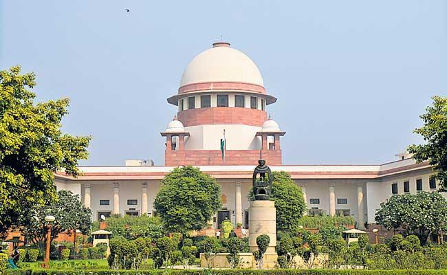 SC Dismisses Allahabad HC Orders Unnecessary Harassment Of Officers - Sakshi