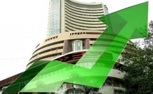 Sensex Reclaims 50,000 Nifty Surpasses 14900 - Sakshi