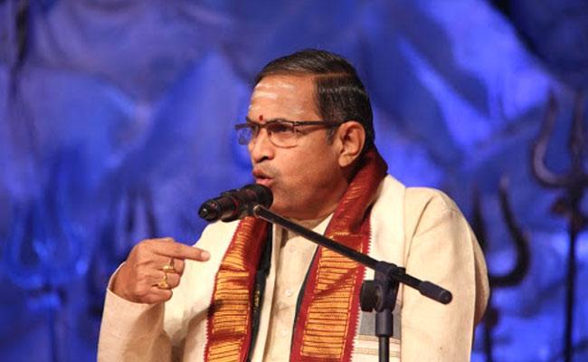 Chaganti Koteswara Rao On Jayadevudu Who Is Krishna Devotee - Sakshi