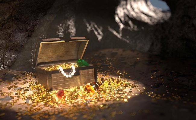 What happens if you find treasure on your property - Sakshi