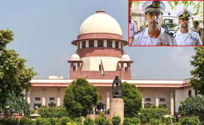 Supreme Court Will Close Italian Marines Case Only On Receiving Compensation - Sakshi