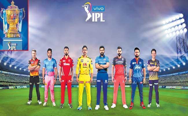 IPL 2021 Complete Schedule Release - Sakshi