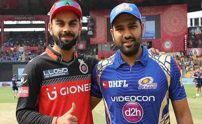 IPL 2021: First Match MI vs RCB Match LIVE Updates Highlights - Sakshi