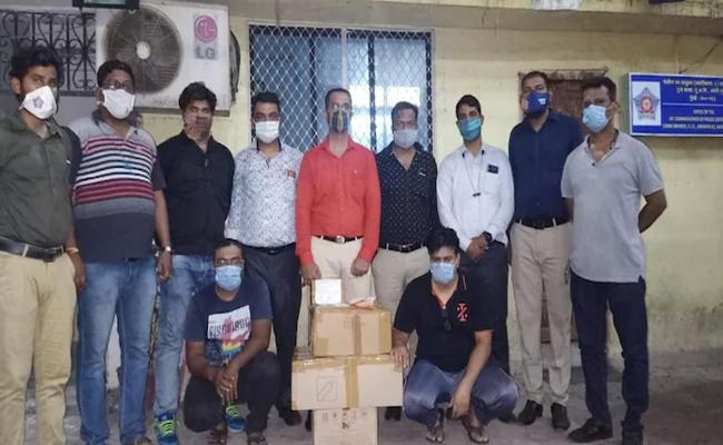 Mumbai police recover 285 Remdesivir vials - Sakshi