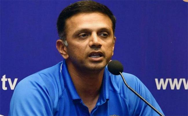 Day Isn't Far To Hit A Six In Every Two Balls Says Rahul Dravid - Sakshi
