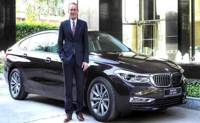 2021 BMW 6 Series Gran Turismo price  and features - Sakshi