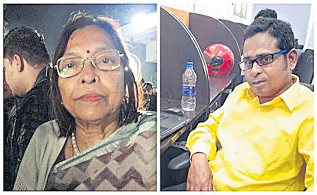 Bangalore: Double Murder Shocks JP Nagar - Sakshi