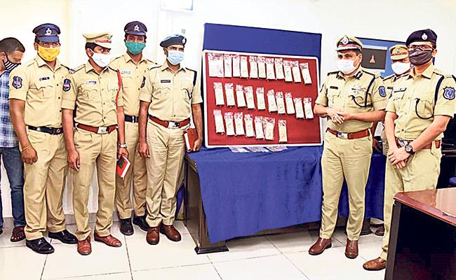 Man Addicted Online Rummy Cheating Huge Money His Company Arrested  - Sakshi