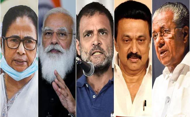 Sakshi Editorial On 5 States Exit Poll 2021